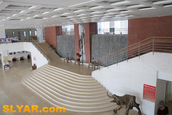 图书馆大厅
