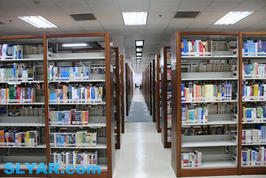 北京师范大学珠海分校 图书馆