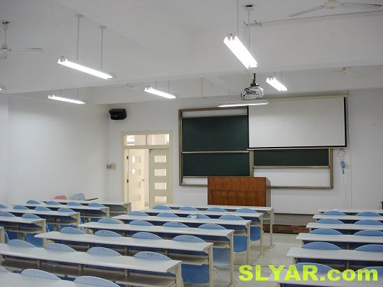 励耘楼小教室