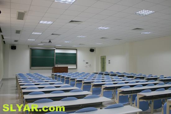 丽泽楼大教室