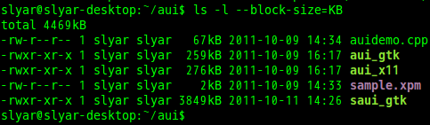 Linux下的wxWidgets静态编译实现