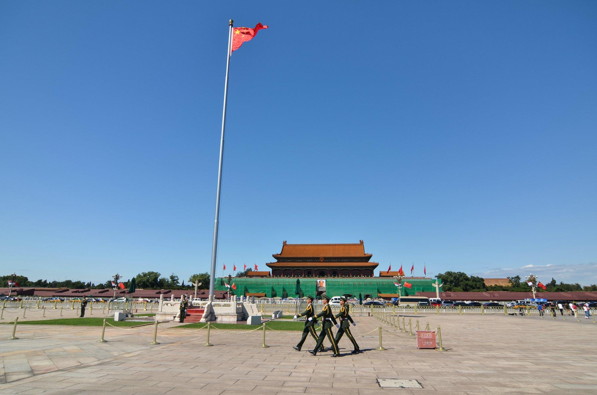 城市印象,北京天安门广场