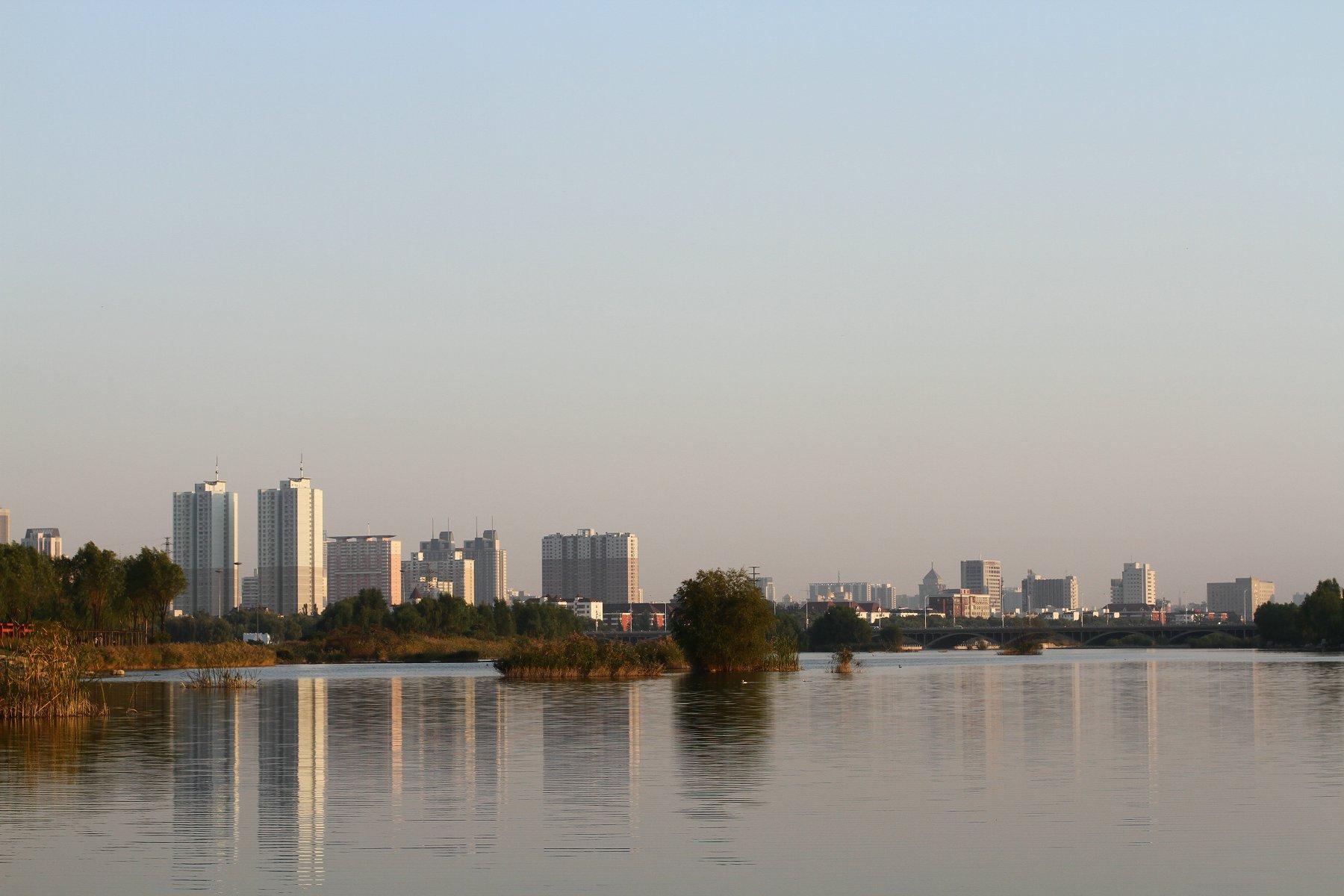 游太原湿地公园
