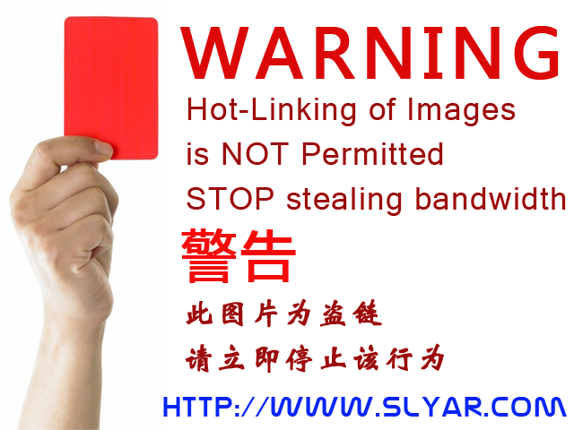 Warning Hotlinking