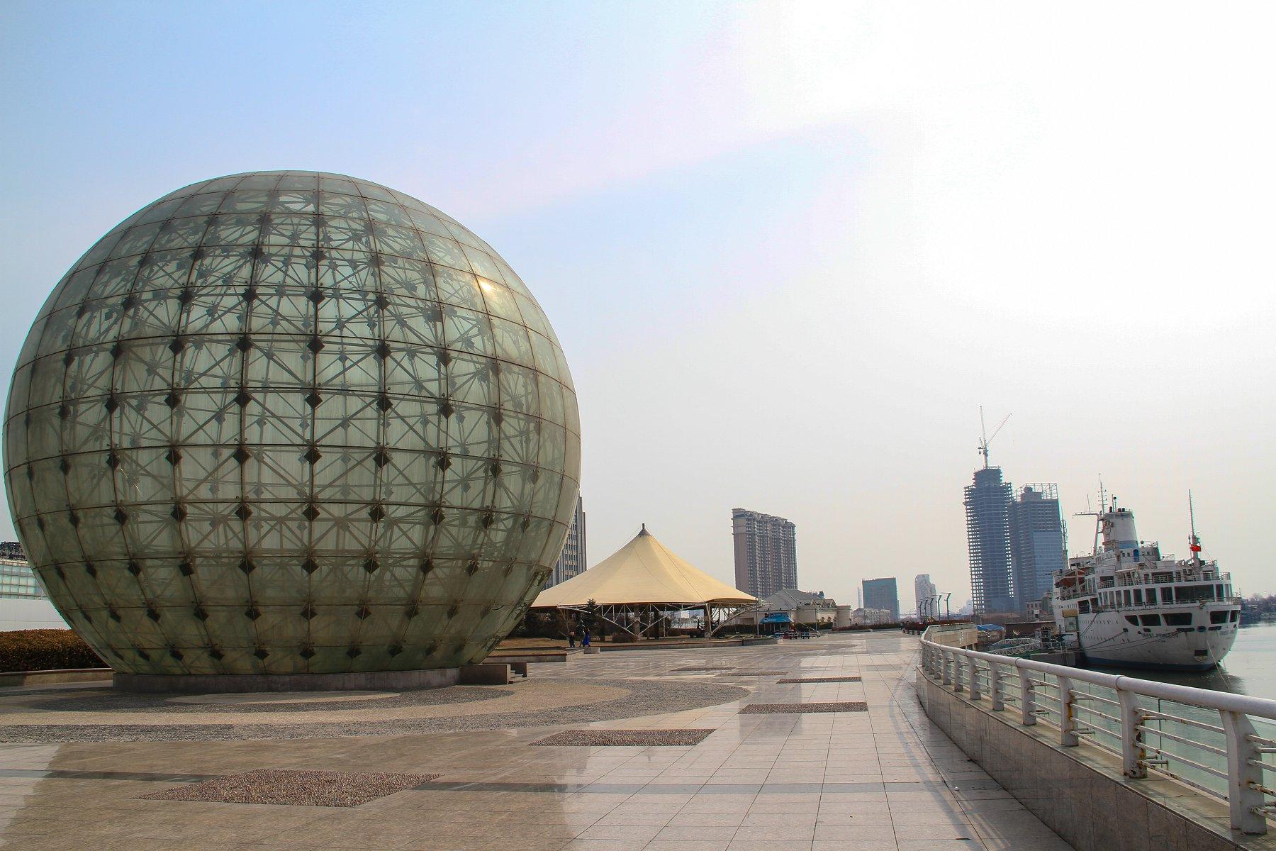 天津海河外滩公园