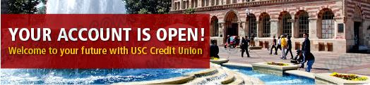 在线开户USC Credit Union信用合作社(银行)