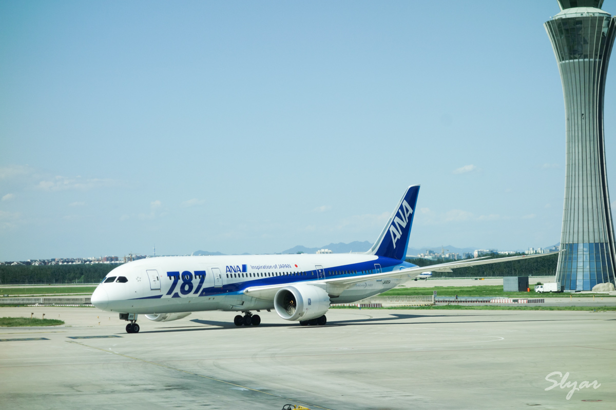 出发!第一次深入首都机场T3国际航站楼