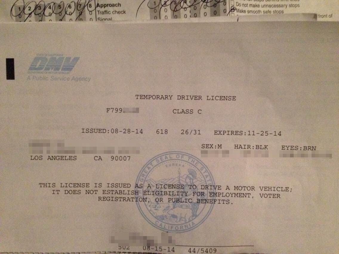 美国加州(CA)驾照路考攻略