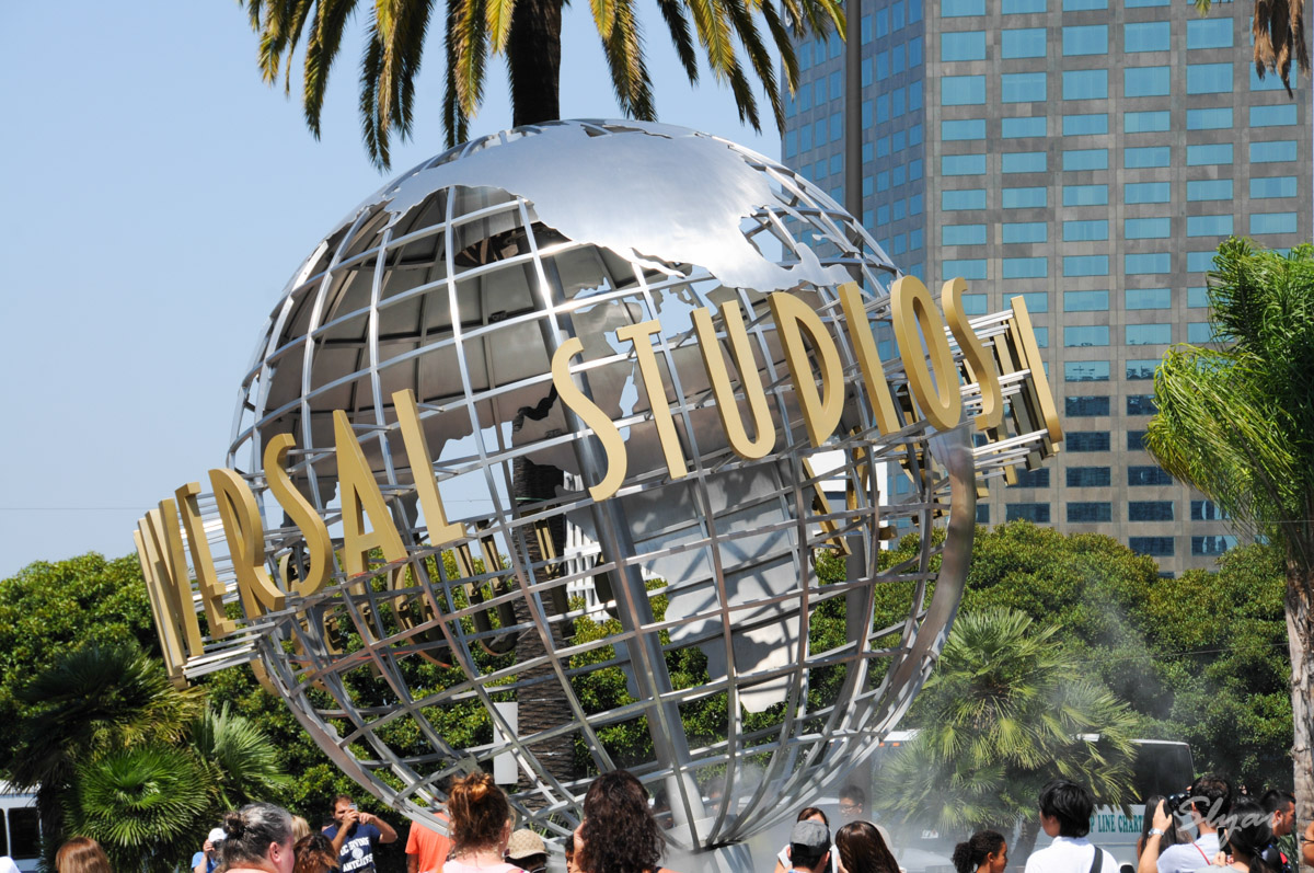 Universal Studios Hollywood Los Angeles 洛杉矶环球影城一日游