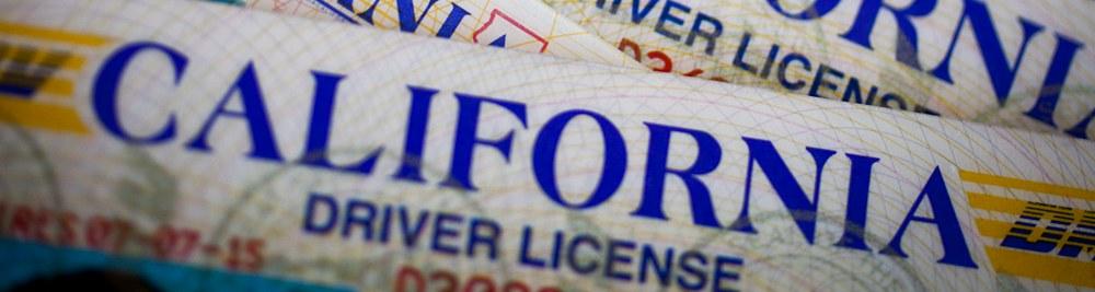 在DMV通过美国加州(CA)驾照笔试获取Instruction Permit