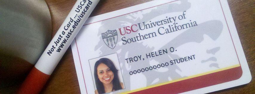注册并充值USC校园卡USCard
