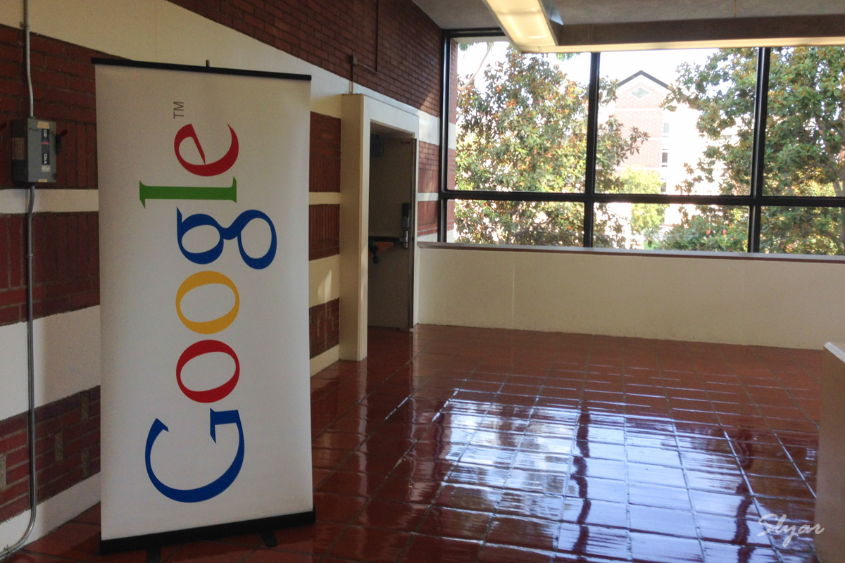 2014 Google X USC 谷歌X实验室南加州大学招聘宣讲会