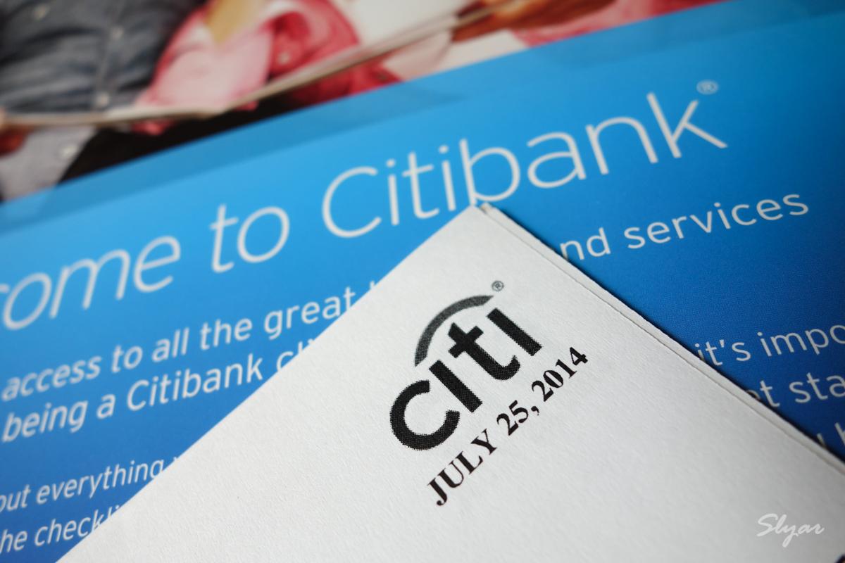 Citibank花旗银行开户借记卡及信用卡(新生推荐)
