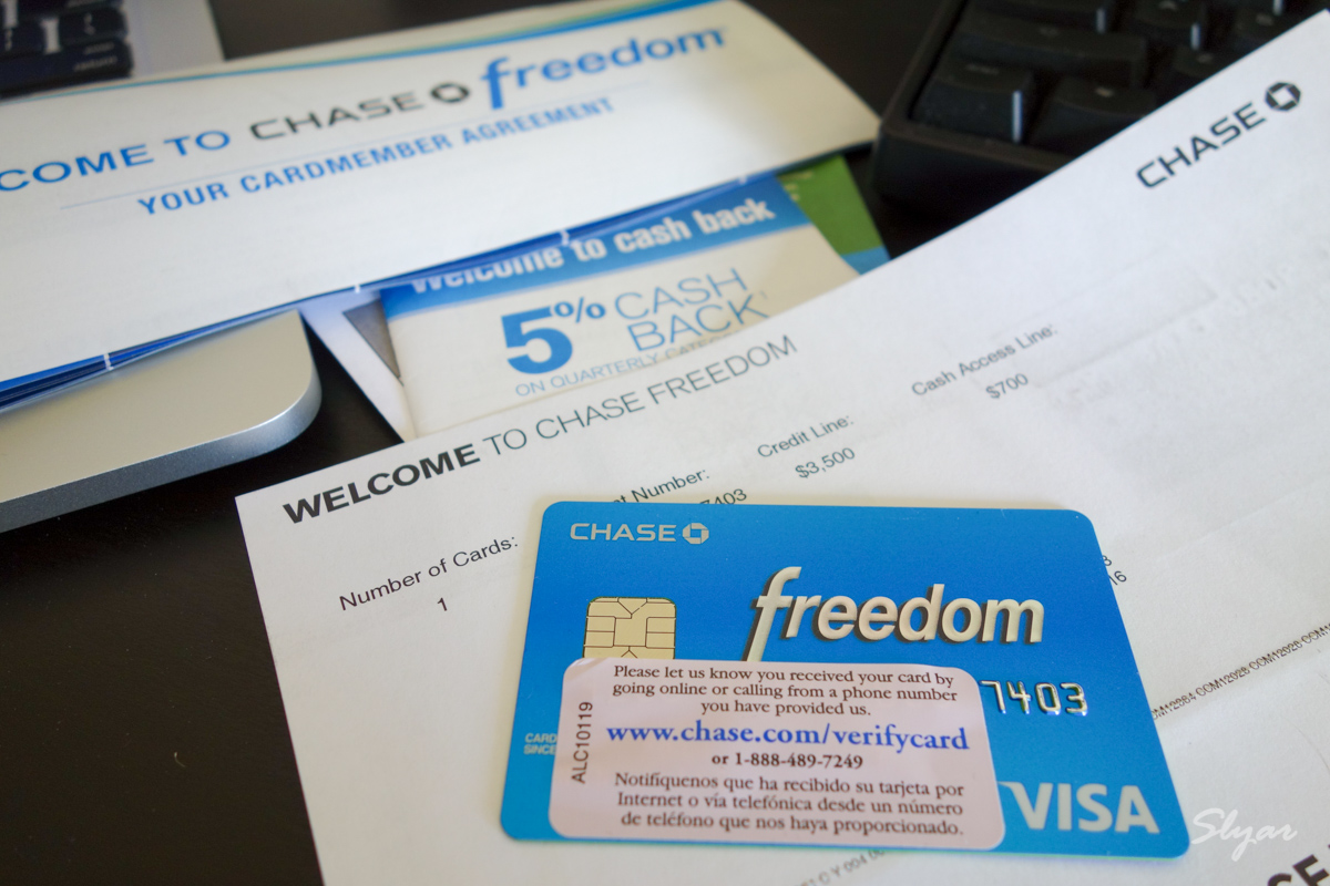 Chase摩根大通银行开户借记卡及Freedom信用卡(有SSN推荐)