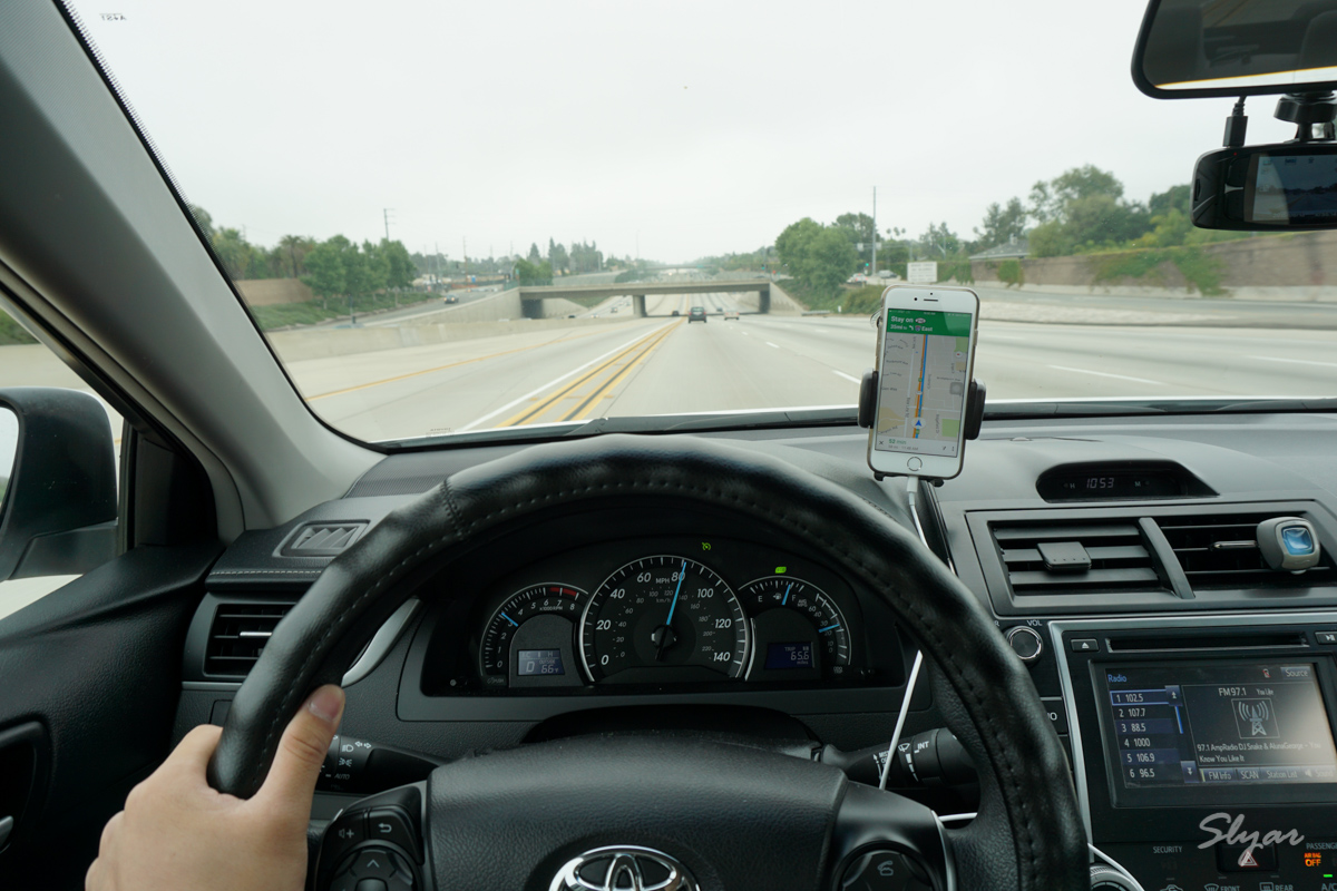 驱车从加利福尼亚州洛杉矶前往亚利桑那州凤凰城