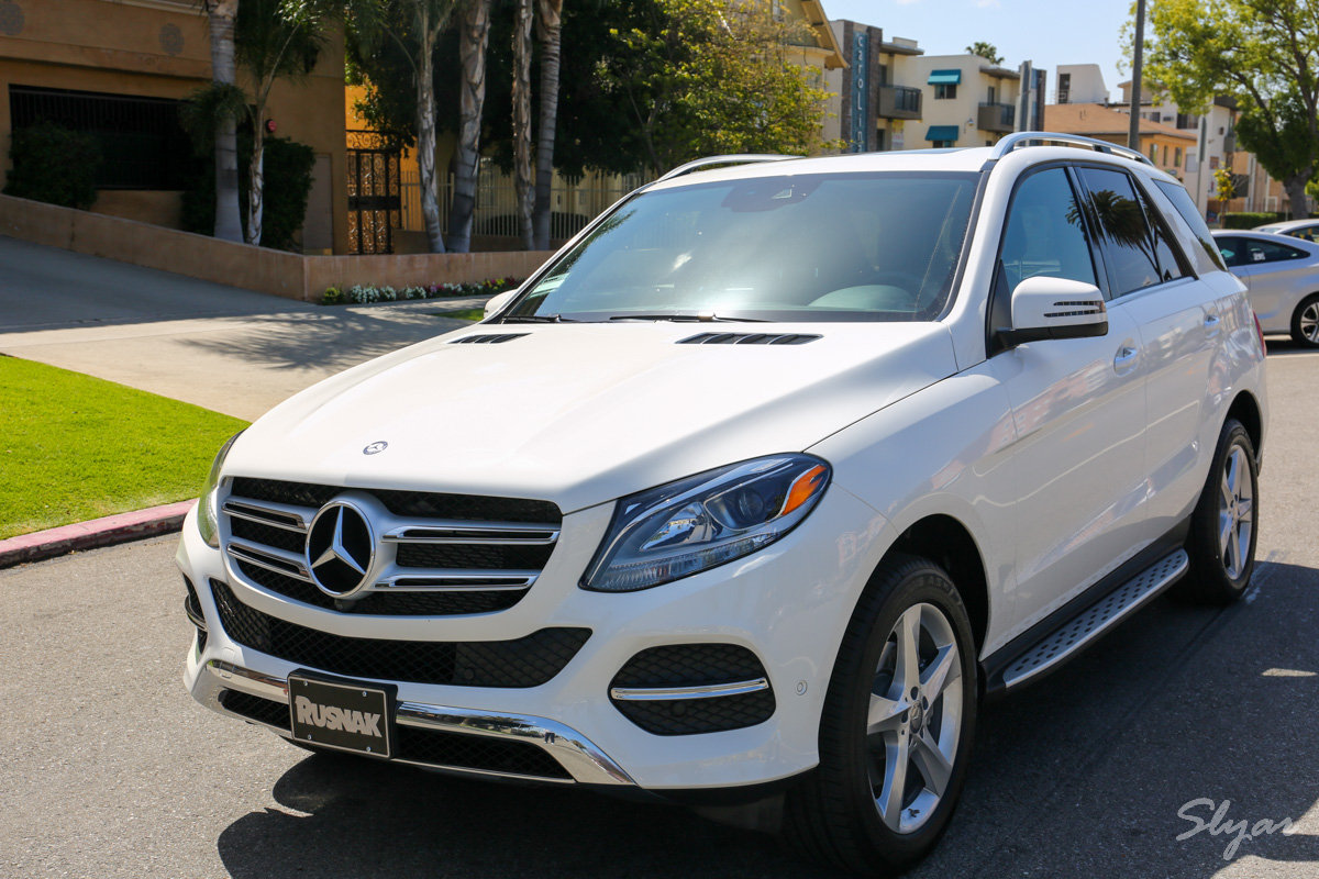 奔驰新车入手(Lease):2016 Mercedes-Benz GLE350