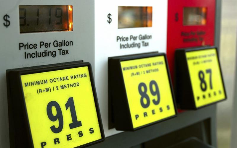 简单说一下中美汽油标号的区别和换算