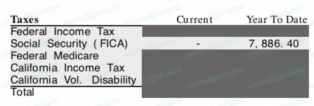 聊一下H1B以后多交的FICA税