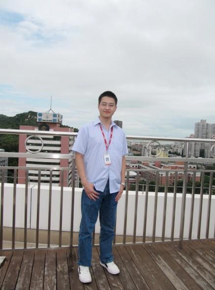 文章备份:不和天才比,活出自己 - 访信息技术学院优秀学生姜南